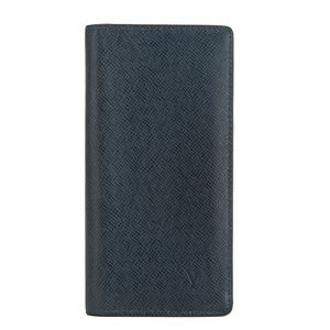 Louis Vuitton Ocean Taiga Brazza Wallet (4027010)